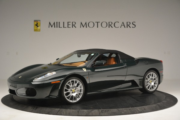 Used 2005 Ferrari F430 Spider for sale Sold at Bentley Greenwich in Greenwich CT 06830 14
