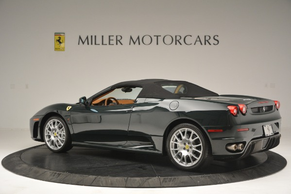 Used 2005 Ferrari F430 Spider for sale Sold at Bentley Greenwich in Greenwich CT 06830 16
