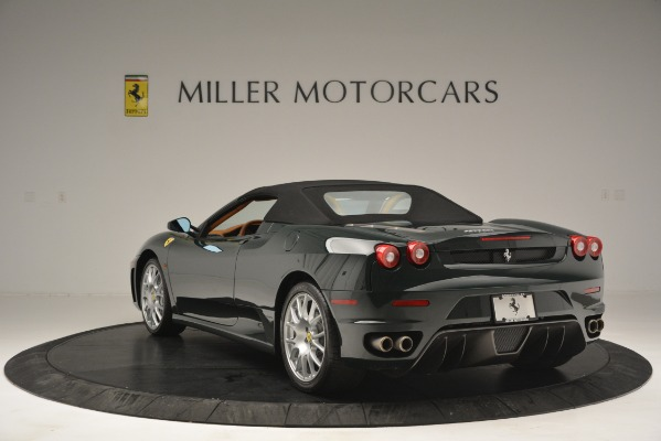 Used 2005 Ferrari F430 Spider for sale Sold at Bentley Greenwich in Greenwich CT 06830 17