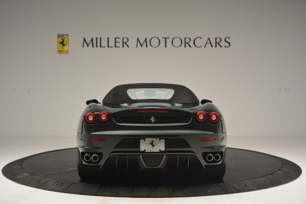 Used 2005 Ferrari F430 Spider for sale Sold at Bentley Greenwich in Greenwich CT 06830 18