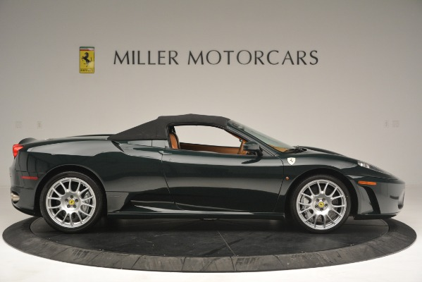 Used 2005 Ferrari F430 Spider for sale Sold at Bentley Greenwich in Greenwich CT 06830 21