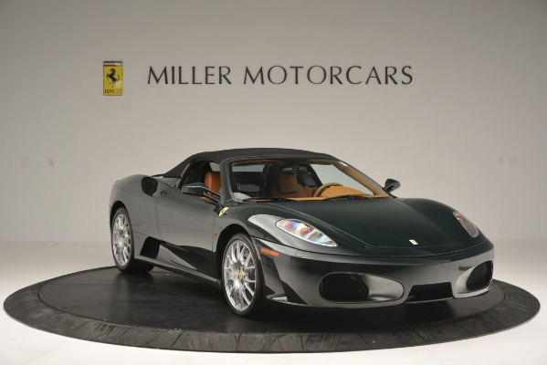 Used 2005 Ferrari F430 Spider for sale Sold at Bentley Greenwich in Greenwich CT 06830 23
