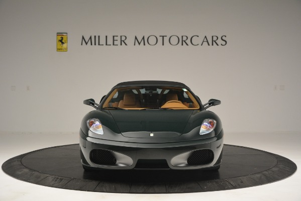 Used 2005 Ferrari F430 Spider for sale Sold at Bentley Greenwich in Greenwich CT 06830 24