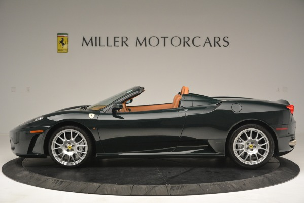 Used 2005 Ferrari F430 Spider for sale Sold at Bentley Greenwich in Greenwich CT 06830 3
