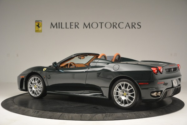 Used 2005 Ferrari F430 Spider for sale Sold at Bentley Greenwich in Greenwich CT 06830 4