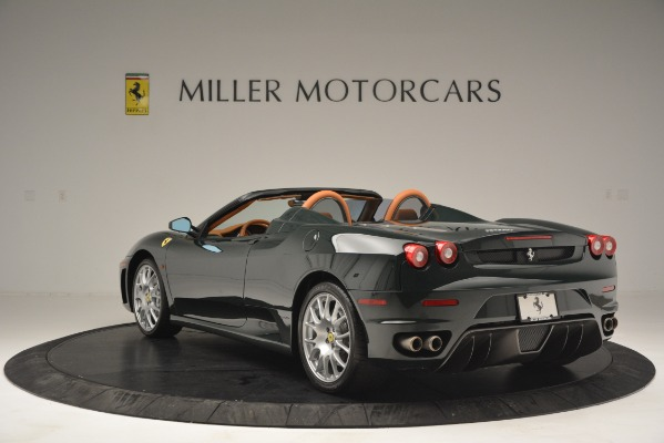 Used 2005 Ferrari F430 Spider for sale Sold at Bentley Greenwich in Greenwich CT 06830 5