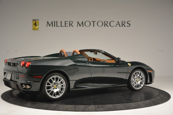 Used 2005 Ferrari F430 Spider for sale Sold at Bentley Greenwich in Greenwich CT 06830 8