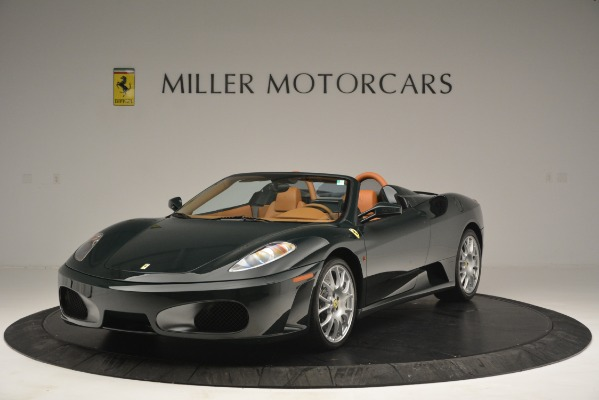 Used 2005 Ferrari F430 Spider for sale Sold at Bentley Greenwich in Greenwich CT 06830 1