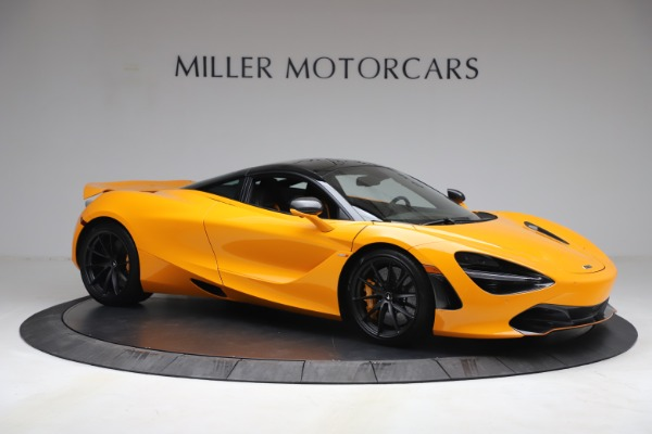 Used 2019 McLaren 720S Performance for sale $309,990 at Bentley Greenwich in Greenwich CT 06830 10