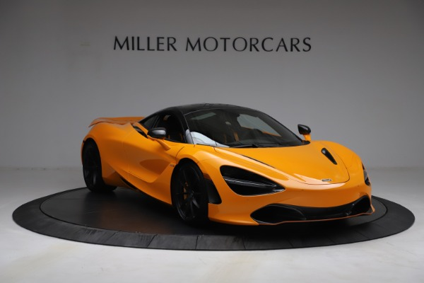 New 2019 McLaren 720S Performance for sale Sold at Bentley Greenwich in Greenwich CT 06830 11