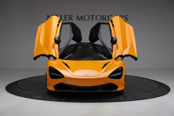 Used 2019 McLaren 720S Performance for sale $309,990 at Bentley Greenwich in Greenwich CT 06830 13