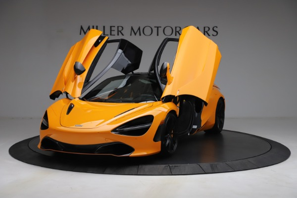 New 2019 McLaren 720S Performance for sale Sold at Bentley Greenwich in Greenwich CT 06830 14