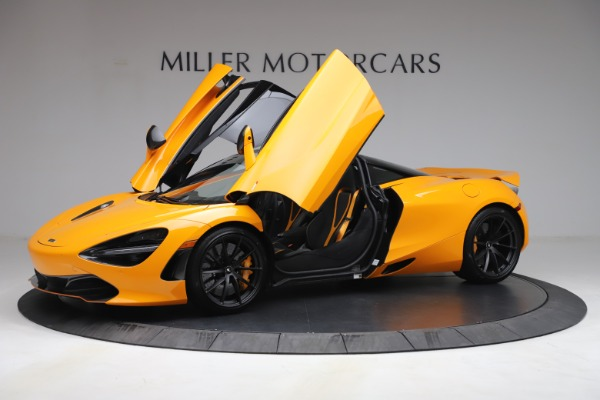 New 2019 McLaren 720S Performance for sale Sold at Bentley Greenwich in Greenwich CT 06830 15