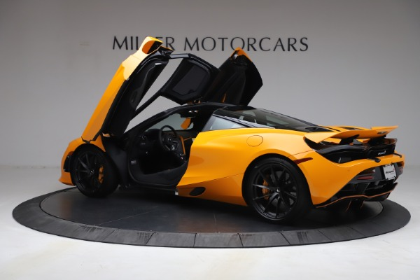 New 2019 McLaren 720S Performance for sale Sold at Bentley Greenwich in Greenwich CT 06830 17