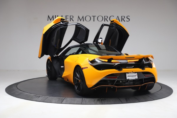 New 2019 McLaren 720S Performance for sale Sold at Bentley Greenwich in Greenwich CT 06830 18