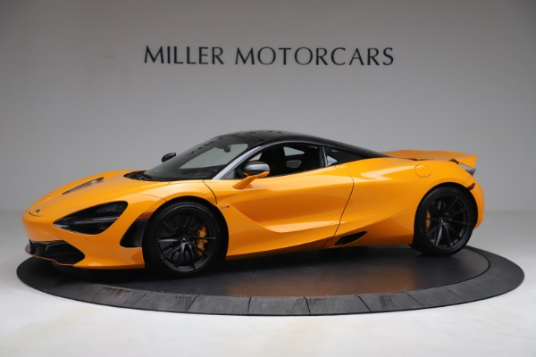 New 2019 McLaren 720S Performance for sale Sold at Bentley Greenwich in Greenwich CT 06830 2