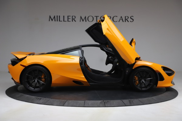 New 2019 McLaren 720S Performance for sale Sold at Bentley Greenwich in Greenwich CT 06830 22