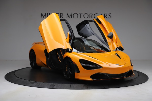 New 2019 McLaren 720S Performance for sale Sold at Bentley Greenwich in Greenwich CT 06830 24