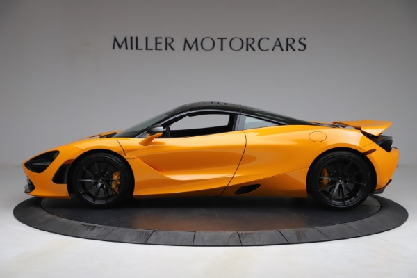 New 2019 McLaren 720S Performance for sale Sold at Bentley Greenwich in Greenwich CT 06830 3