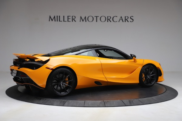 Used 2019 McLaren 720S Performance for sale $309,990 at Bentley Greenwich in Greenwich CT 06830 8