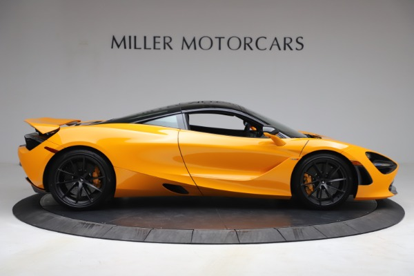 Used 2019 McLaren 720S Performance for sale $309,990 at Bentley Greenwich in Greenwich CT 06830 9