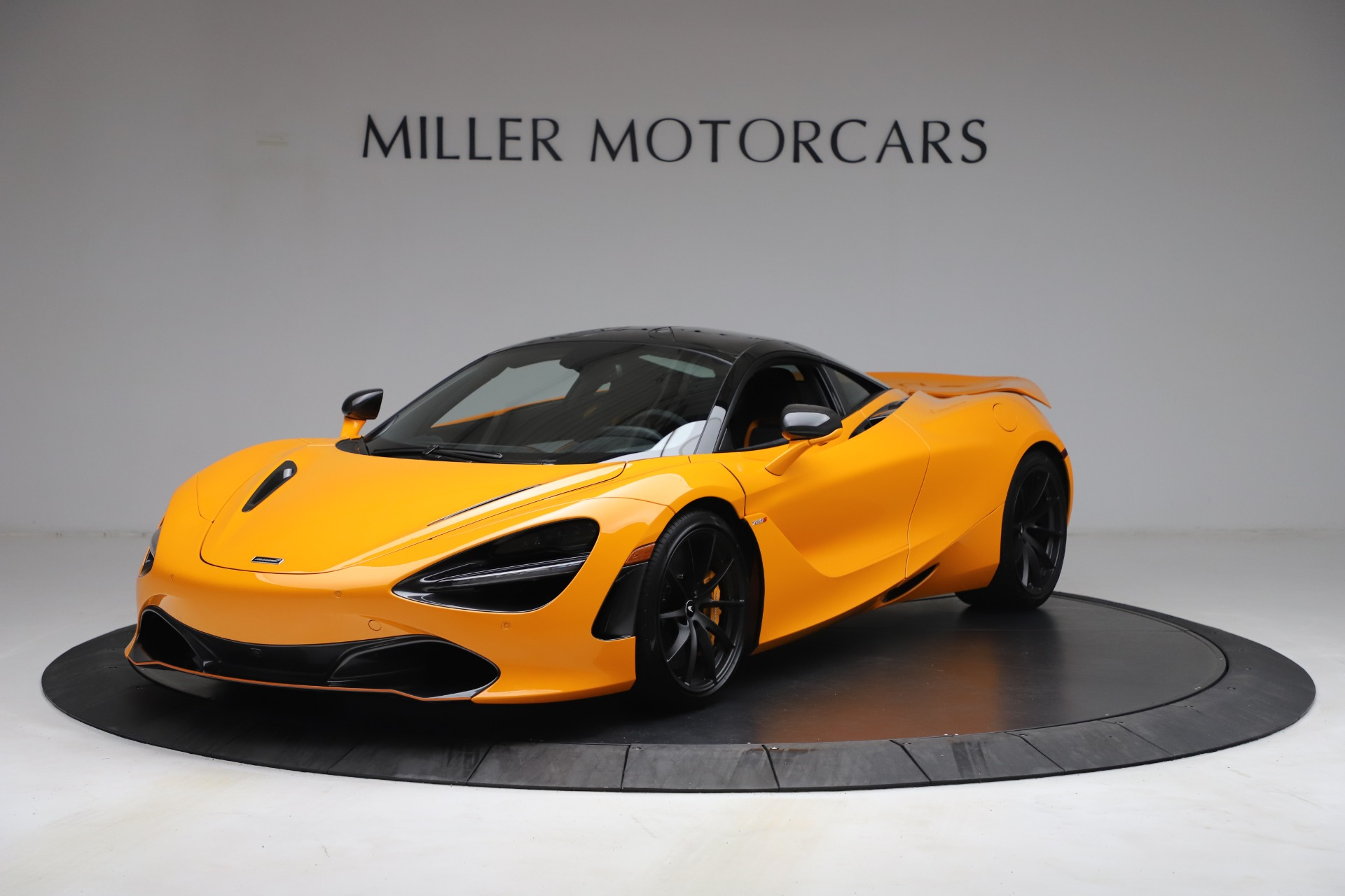 New 2019 McLaren 720S Performance for sale Sold at Bentley Greenwich in Greenwich CT 06830 1