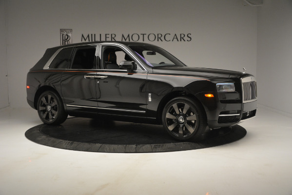 New 2019 Rolls-Royce Cullinan for sale Sold at Bentley Greenwich in Greenwich CT 06830 10