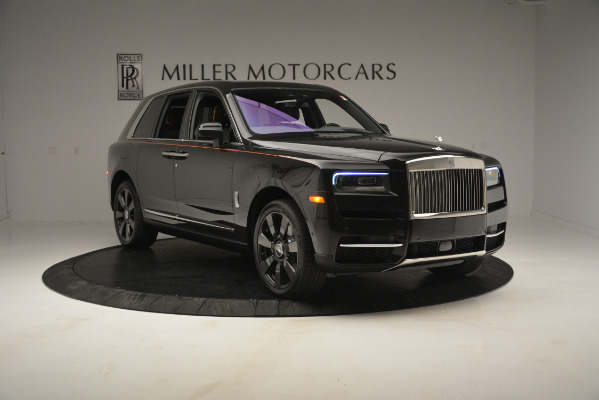 New 2019 Rolls-Royce Cullinan for sale Sold at Bentley Greenwich in Greenwich CT 06830 11