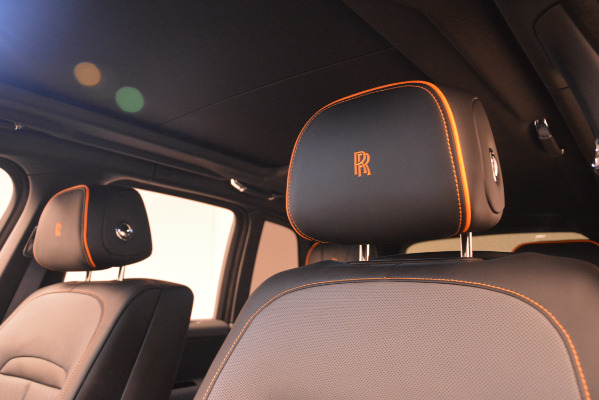 New 2019 Rolls-Royce Cullinan for sale Sold at Bentley Greenwich in Greenwich CT 06830 23
