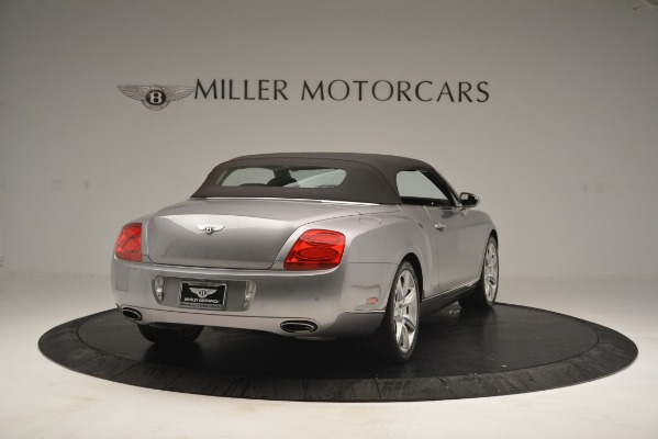 Used 2009 Bentley Continental GT GT for sale Sold at Bentley Greenwich in Greenwich CT 06830 17