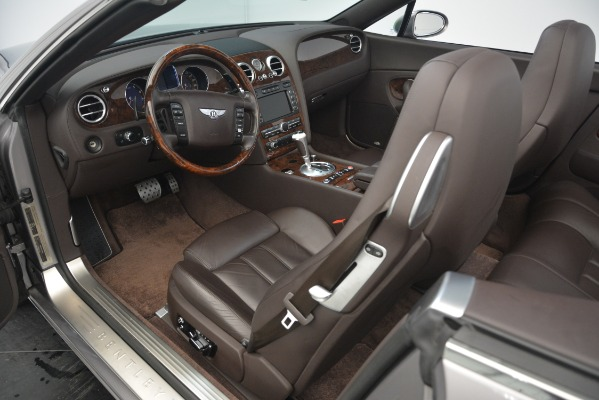 Used 2009 Bentley Continental GT GT for sale Sold at Bentley Greenwich in Greenwich CT 06830 23