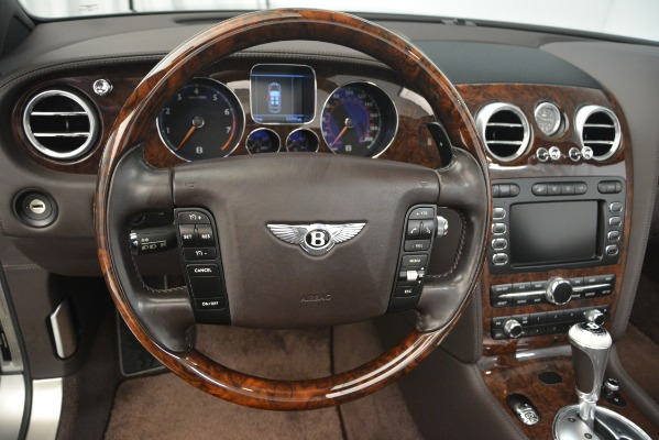 Used 2009 Bentley Continental GT GT for sale Sold at Bentley Greenwich in Greenwich CT 06830 26