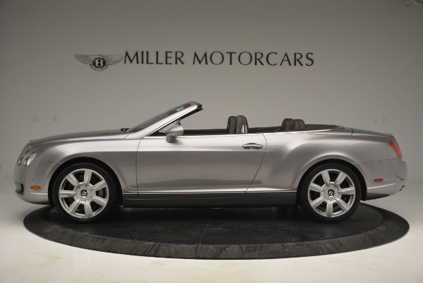 Used 2009 Bentley Continental GT GT for sale Sold at Bentley Greenwich in Greenwich CT 06830 3