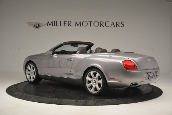 Used 2009 Bentley Continental GT GT for sale Sold at Bentley Greenwich in Greenwich CT 06830 4