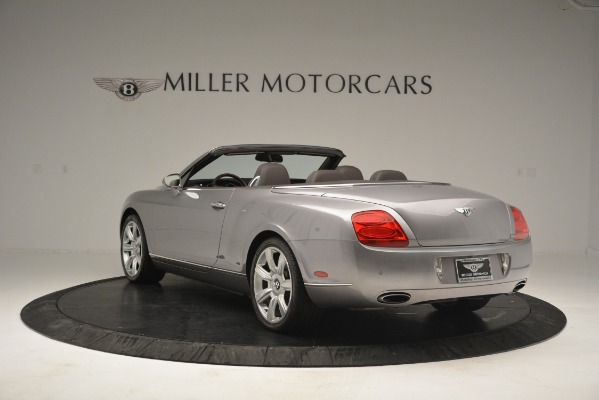 Used 2009 Bentley Continental GT GT for sale Sold at Bentley Greenwich in Greenwich CT 06830 5
