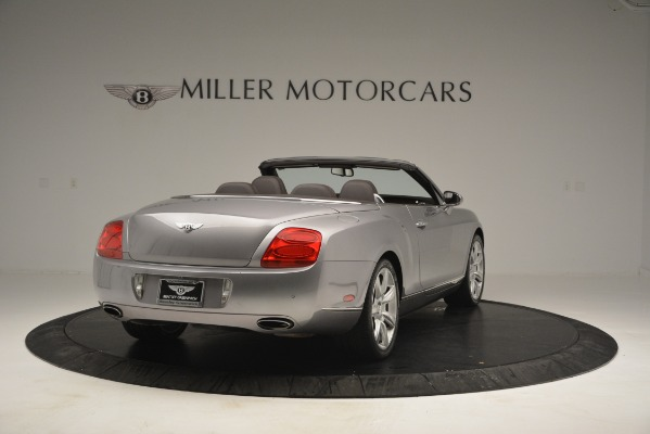 Used 2009 Bentley Continental GT GT for sale Sold at Bentley Greenwich in Greenwich CT 06830 7