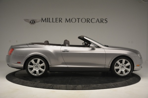 Used 2009 Bentley Continental GT GT for sale Sold at Bentley Greenwich in Greenwich CT 06830 9