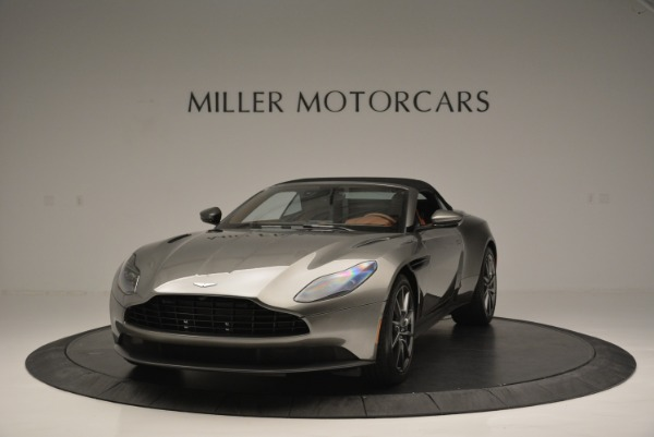 Used 2019 Aston Martin DB11 V8 Convertible for sale Sold at Bentley Greenwich in Greenwich CT 06830 13