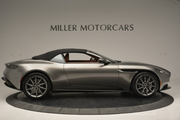 Used 2019 Aston Martin DB11 V8 Convertible for sale Sold at Bentley Greenwich in Greenwich CT 06830 16