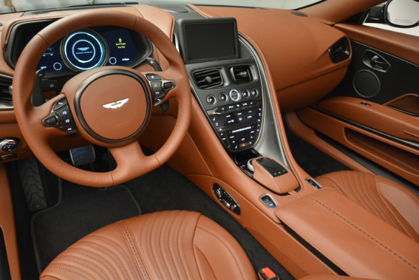 Used 2019 Aston Martin DB11 V8 Convertible for sale Sold at Bentley Greenwich in Greenwich CT 06830 20