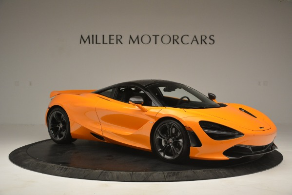 Used 2018 McLaren 720S Performance for sale Sold at Bentley Greenwich in Greenwich CT 06830 10