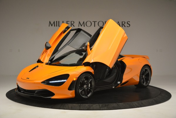 Used 2018 McLaren 720S Performance for sale Sold at Bentley Greenwich in Greenwich CT 06830 14