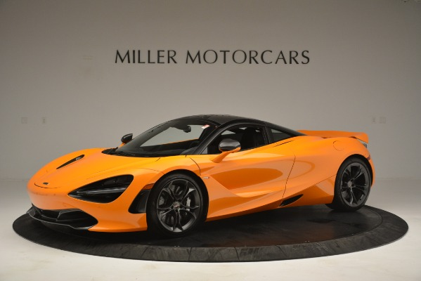 Used 2018 McLaren 720S Performance for sale Sold at Bentley Greenwich in Greenwich CT 06830 2
