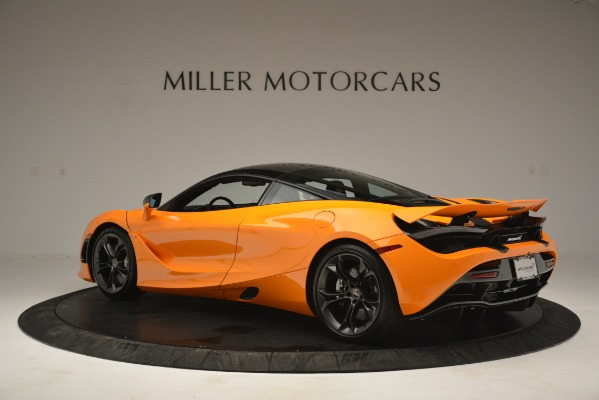 Used 2018 McLaren 720S Performance for sale Sold at Bentley Greenwich in Greenwich CT 06830 4