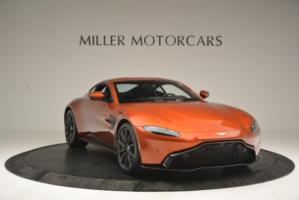 Used 2019 Aston Martin Vantage Coupe for sale Sold at Bentley Greenwich in Greenwich CT 06830 11