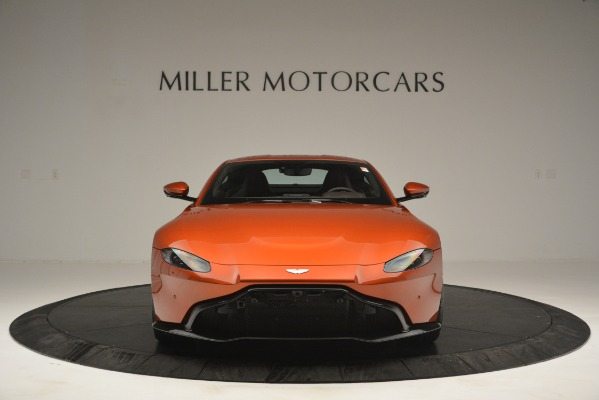 Used 2019 Aston Martin Vantage Coupe for sale Sold at Bentley Greenwich in Greenwich CT 06830 12