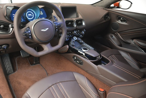 Used 2019 Aston Martin Vantage Coupe for sale Sold at Bentley Greenwich in Greenwich CT 06830 14