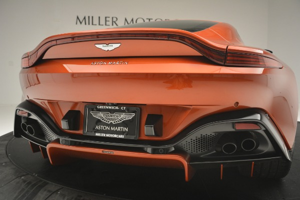 Used 2019 Aston Martin Vantage Coupe for sale Sold at Bentley Greenwich in Greenwich CT 06830 19