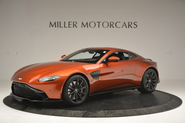 Used 2019 Aston Martin Vantage Coupe for sale Sold at Bentley Greenwich in Greenwich CT 06830 2