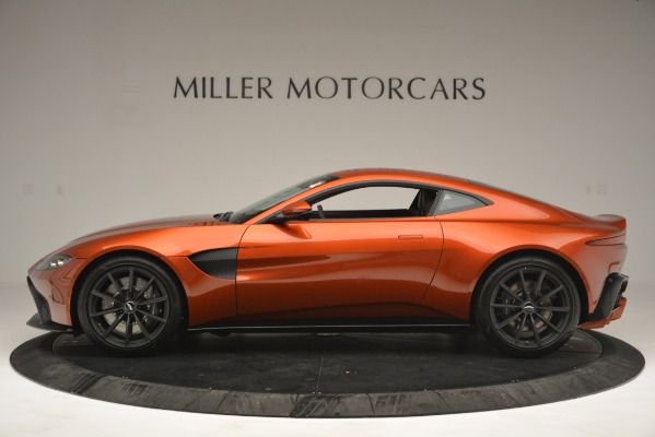 Used 2019 Aston Martin Vantage Coupe for sale Sold at Bentley Greenwich in Greenwich CT 06830 3